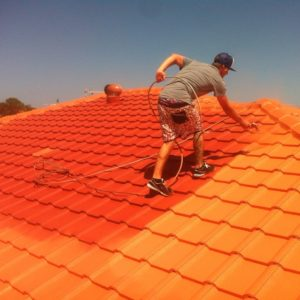 Tweed roof restoration