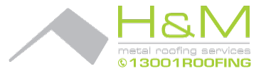 H&M Metal Roofing Services